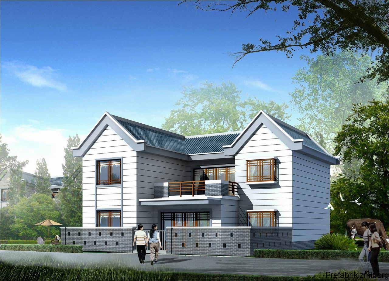 Iki katli hazir evler 150x150 iki katlı hazır evler