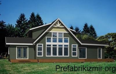 Prefabrik Evler Trabzon